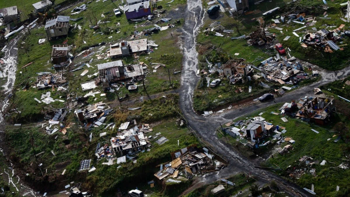 Terps unite to lift up Puerto Rico in the aftermath of Hurricane Maria